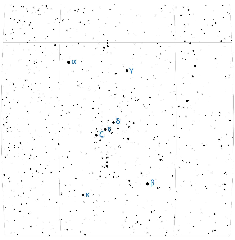 Draw Star Charts using Python - Codebox Software